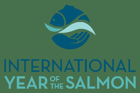 International Year of the Salmon logo